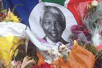 Mandela memorial: View from Cape Town