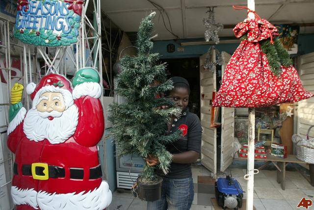 How countries in africa celebrate christmas one for African christmas decoration