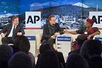 Debrief: ONE's demands at Davos
