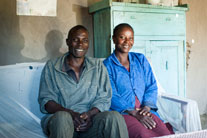 Hoping for a good harvest: Follow Kenyan farmers David & Zipporah this season