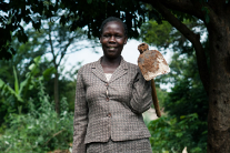 New report: Leveling the Field for Women Farmers in Africa
