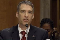 ONE's Tom Hart testifies at a hearing on powering Africa's future