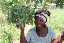 Kidogo Kidogo: Your purchase helps bring a cell phone to a woman without one