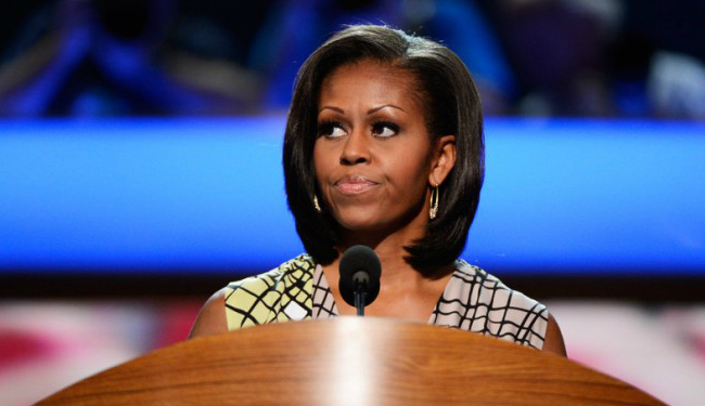 first-lady-michelle-obama-during-a-soundcheck-before-the-democratic-national-convention-in