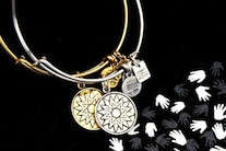 RSVP Now: Spark action at Alex and Ani's Charmed By Charity events