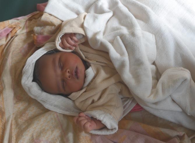 Ethiopia Newborn