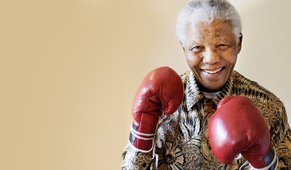 nelson mandela fought for the rights of black