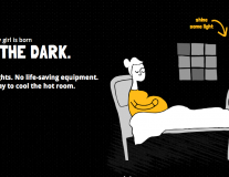 3 Normal situations that become scary without power