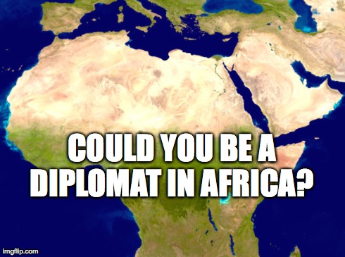 QUIZ: Could you be a diplomat in Africa?