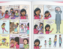 'Menstrupedia' is destroying taboos and improving health in India