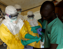 Sign the Petition: Tell world leaders to step up on Ebola NOW!