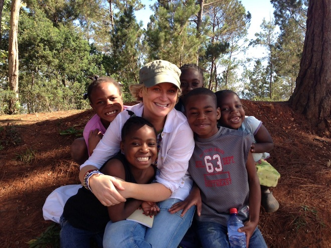 Amy visits Haiti with Worldwide Orphans