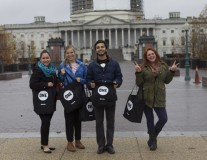 Your Energize Africa letters: Delivered to the Capitol!