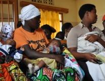 Photos: Rwandan kids vaccinated, thanks to Gavi!