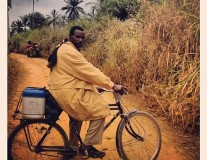 On the vaccine trail in DRC with photographer Evelyn Hockstein