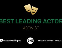 Honesty Oscars 2015: Best Activist in a Leading Role