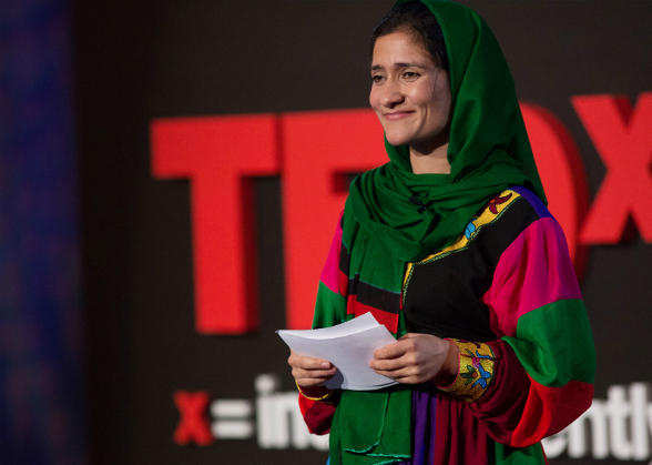 #ONEderWoman of the Week: Shabana Basij-Rasikh
