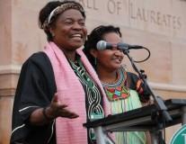 Leading African women in development