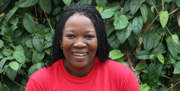 #ONEderWoman of the Week: Sima Moyo