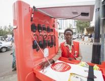 Jeanne Marie's story: Solar kiosk franchisee in Rwanda