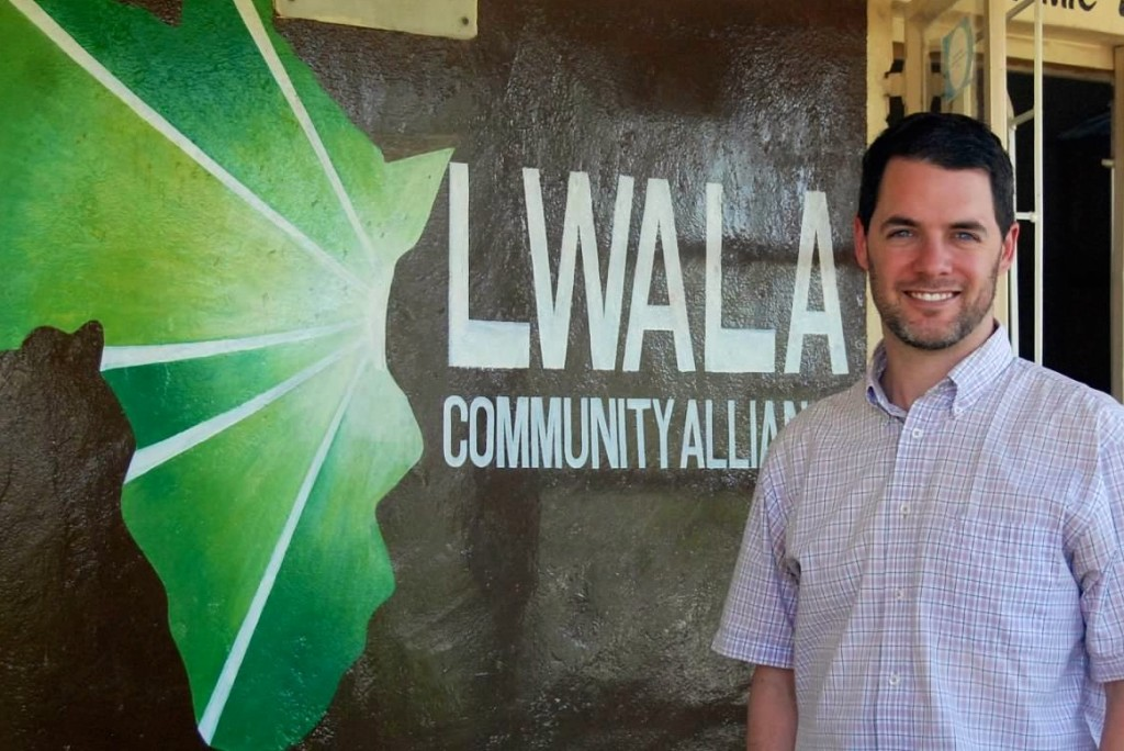 James Nardella, Lwala Community Alliance Executive Director