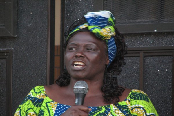 empowerment through wangari maathai empowerment through wangari maathai as a woman there are many obstacles in this life it is even harder if you are a woman that is african in a.