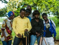 We fought Ebola through film