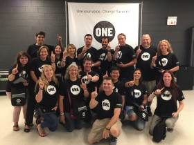 Blogging from Beantown: #ONEonTour in Boston