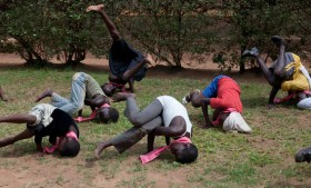 Breakdancing to empower girls