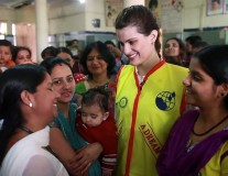Why a Victoria's Secret Supermodel Is Fighting for a Polio-Free World