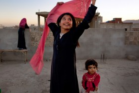 One woman's photography and the fight to end child marriage