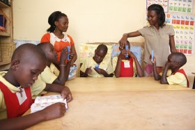 Kampala's Dwelling Places helps children living on the streets in Uganda