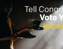 Volunteers needed: Help us tell Congress to #ElectrifyAfrica
