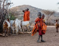 10 photos that take you inside the intriguing world of Kenya's pastoral tribe