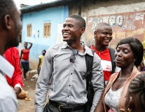 Cause for celebration: World Health Organization declares Sierra Leone's Ebola outbreak is over