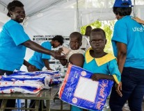 Protecting families from malaria in South Sudan