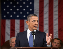 What did President Obama say during the State of the Union?