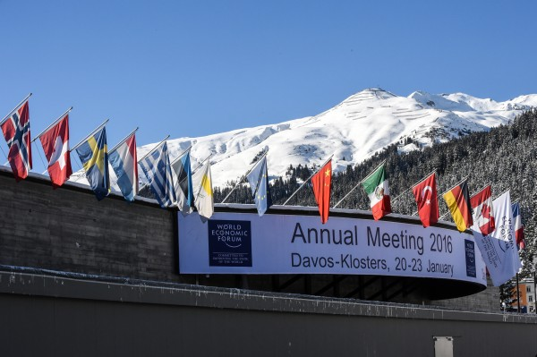 The World Economics Forum in Davos, Switzerland on Jan. 22, 2016. (DoD photo by U.S. Army Sgt. 1st Class Clydell Kinchen)