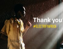 BREAKING: Electrify Africa passes the House!
