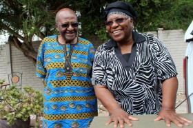 5 African power couples working together to end extreme poverty
