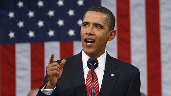 President Obama mentions extreme poverty in State of the Union address