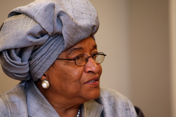 Ellen Johnson Sirleaf. (Photo credit: Simone D. McCourtie/World Bank)