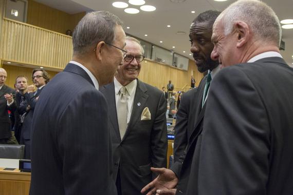 "High-level meeting on ""Response to the Ebola Virus Disease Outbreak"""