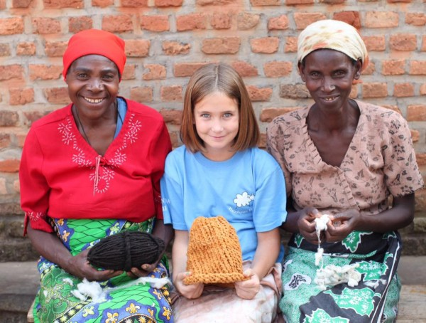 KidKnits supports women in both Rwanda and Chile. (Photo credit: KidKnits)