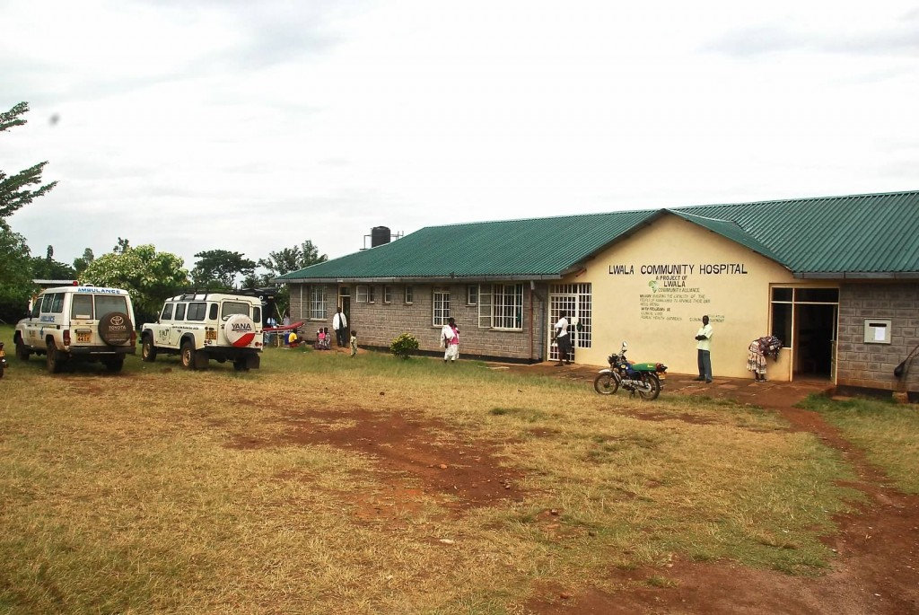 The Lwala Community Hospital, located in Migori County, provided more than 30,000 patient visits in 2014.