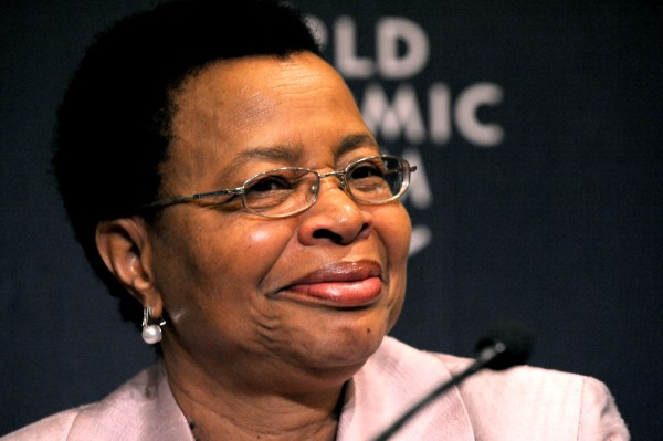 DAR ES SALAAM/TANZANIA, 7MAY10 - Graca Machel (Founder and President, Foundation for Community Development) at the World Economic Forum on Africa held in Dar es Salaam, Tanzania, May 7, 2010. Copyright World Economic Forum (www.weforum.org)/Photo by Zahur Ramji / Mediapix