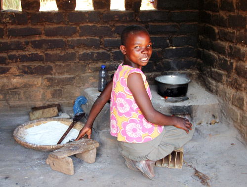 Snapshots from Malawi: Teach a man and woman to farm and they'll eat forever