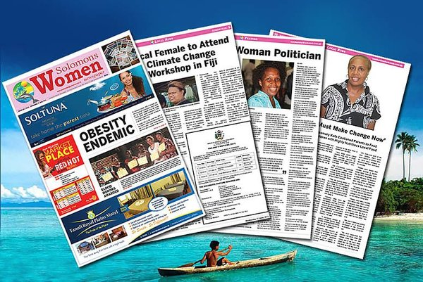Solomon Destinations trade magazines, current information web-sites, and catalogues
