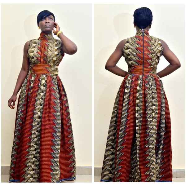 Zimbabwe 2015 Fashion Dresses