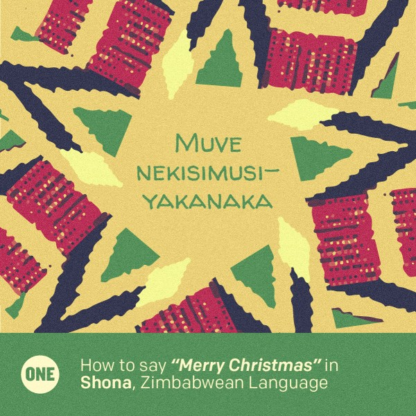 "How to say ""Merry Christmas"" in SIX African languages! 